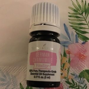 Young Living German Chamomile 5mL Essential Oil